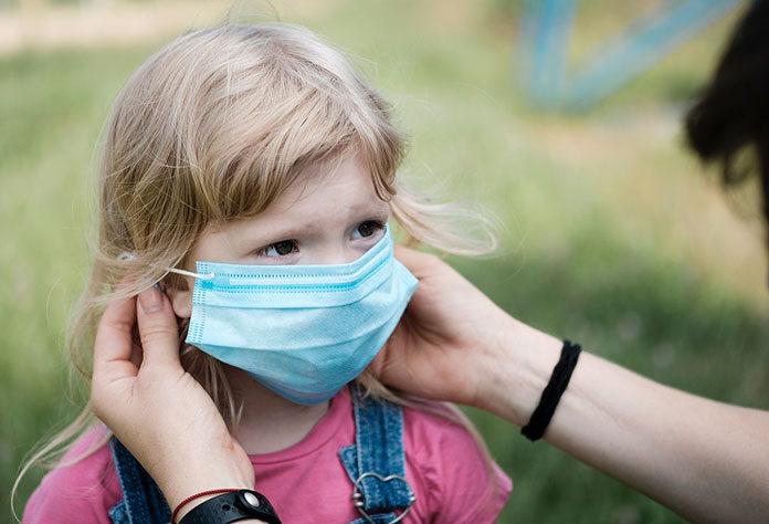 Jak dzieci przechodzą koronawirusa