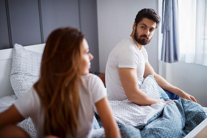 Przyczyny problemów z erekcją
