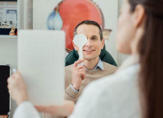 Częste choroby oczu